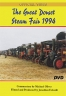 The Great Dorset Steam Fair 1994 DVD